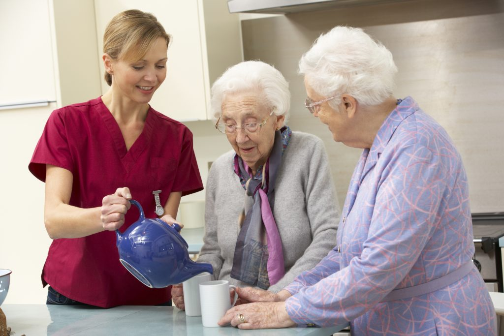 carer elderly, home care